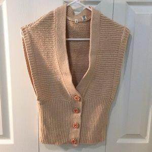 Anthropologie Moth Size M Cardigan/Sweater Vest